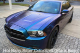 Hot Baby Sitter Colorshift - Pearl mica pigments. - Great for Raail, Plasti Dip, Auto Paint, Resin and Slime. Vinyl Wrap. Liquid Wrap. Dipyourcar