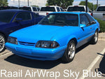 Sky Blue - Pearl mica pigments. - Great for Raail, Plasti Dip, Auto Paint, Resin and Slime. Vinyl Wrap. Liquid Wrap. Dipyourcar