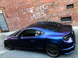 Drunk Text Colorshift Pearl mica pigments. Chameleon Blue Purple - Great for Raail, Plasti Dip, Auto Paint, Resin and Slime. Vinyl Wrap. Liquid Wrap. FRS/BRZ