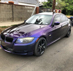 Drunk Text Colorshift Pearl mica pigments. Chameleon Blue Purple - Great for Raail, Plasti Dip, Auto Paint, Resin and Slime. BMW