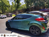 Spherical Clearcoat – Peelable paint liquid wrap. Dipyourcar AutoFlex OMG Colorshift