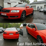 AirWrap DIY Kit - Fast Red - Raail