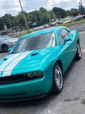 True Turquoise (Teal Base) - True Turquoise (Teal Base) - Pearl mica pigments. - Great for Raail, Plasti Dip, Auto Paint, Resin and Slime. Vinyl Wrap. Liquid Wrap.