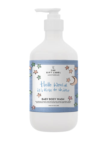 Body Wash - Hello World