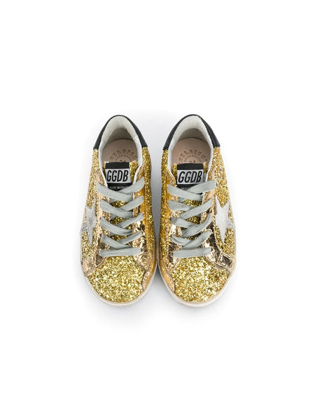 Glitter Super Star Sneakers
