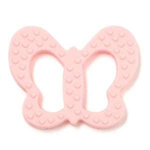 Silicone Butterfly Teether