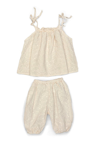 Lace Cream Set