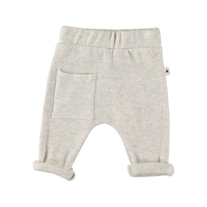 Limerick Trousers - Light Grey