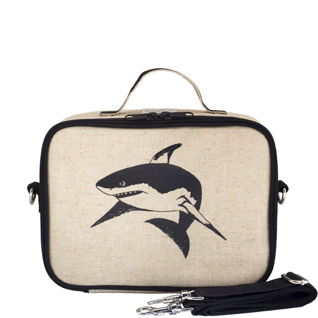 Lunch Box - Black Shark