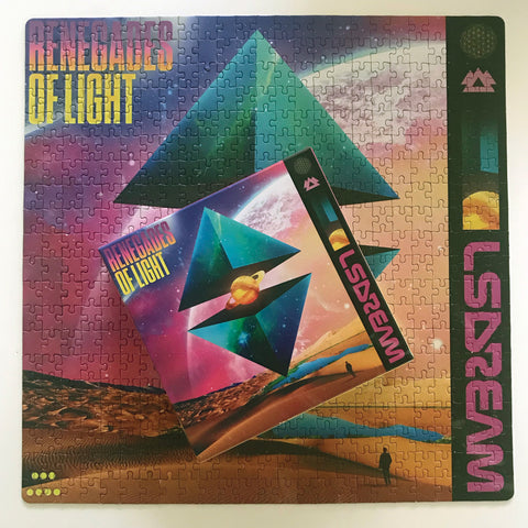Renegades of Light Puzzle