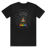 Inside/Outside Tee