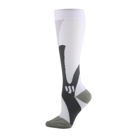 Brothock Compression Socks Nylon Medical Nursing Stockings Specializes Outdoor Cycling Fast-drying Breathable Adult Sports Socks