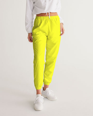 Yellow Aesthetic Women's Track Pants
