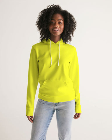 Yellow Aesthetic Women's Hoodie