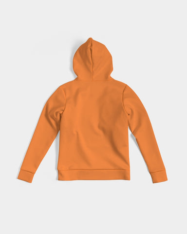 Orange Aesthetic Women's Hoodie