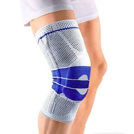 JiuJitsu Knee Protector Brace with Patella Silicone Spring Knee Pad and Compression Knee Support