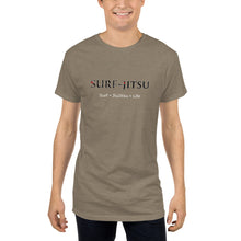 Load image into Gallery viewer, Drop Tail Long Tee Surf-Jitsu