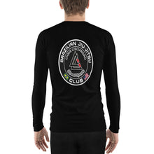 Load image into Gallery viewer, *StreetSports* Limited Edition Men's Rash Guard Black