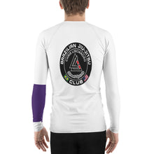 Load image into Gallery viewer, *StreetSports* Ranked Limited Edition Men's Rash Guard *Purple Belt*