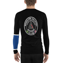 Load image into Gallery viewer, *StreetSports* Ranked Limited Edition Men's Rash Guard *Blue Belt*