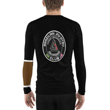 Load image into Gallery viewer, *StreetSports* Ranked Limited Edition Men's Rash Guard *Brown Belt*