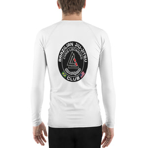 *StreetSports* Limited Edition Men's Rash Guard White