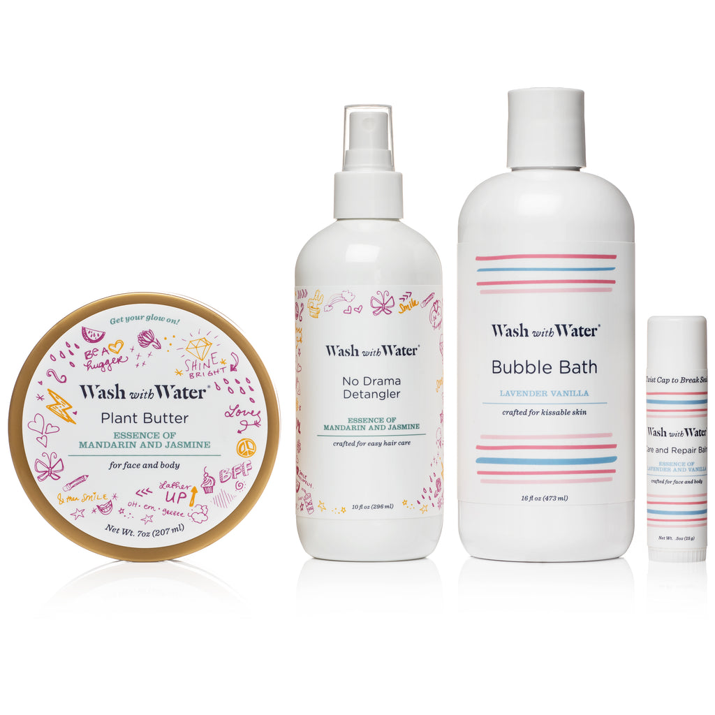 Wash with Water - Clean, Results-Driven Personal Care – Wash With