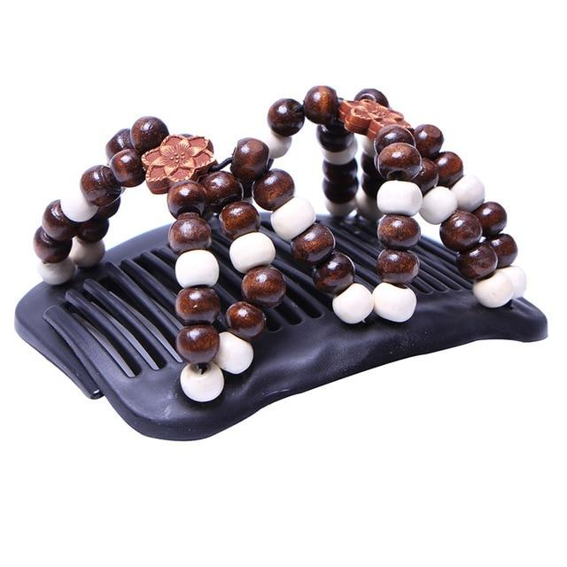 New Vintage  Elastic Hairpin Stretch Hair Comb