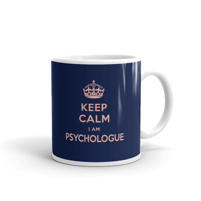 Mug Keep calm - Comptoir des Psychologues
