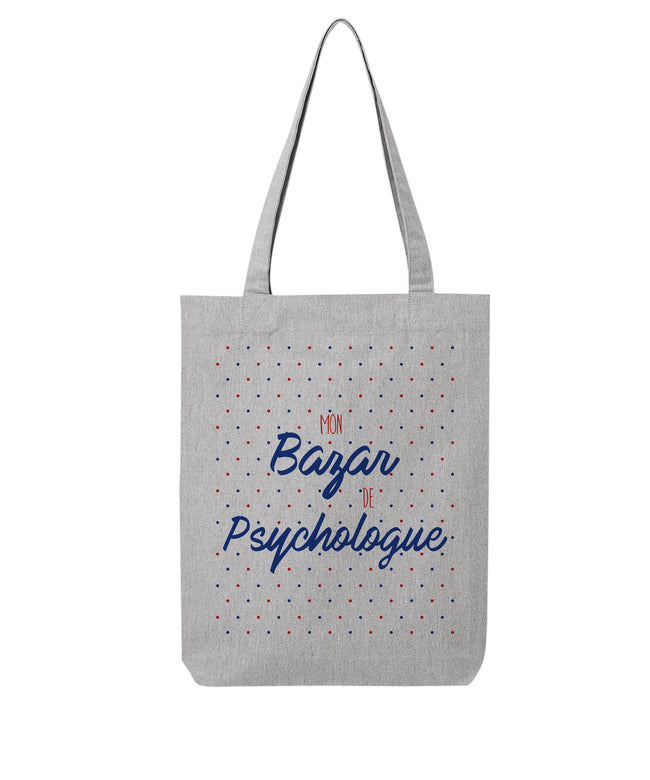 Tote bag Bazar Psychologue - Comptoir des Psychologues