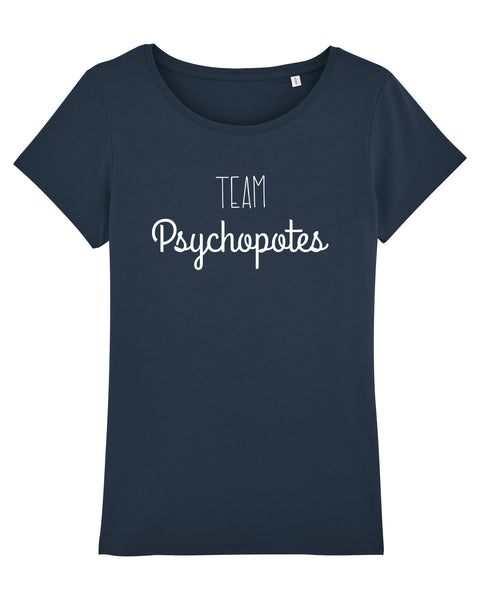 T-shirt Team Psychopotes - Comptoir des Psychologues