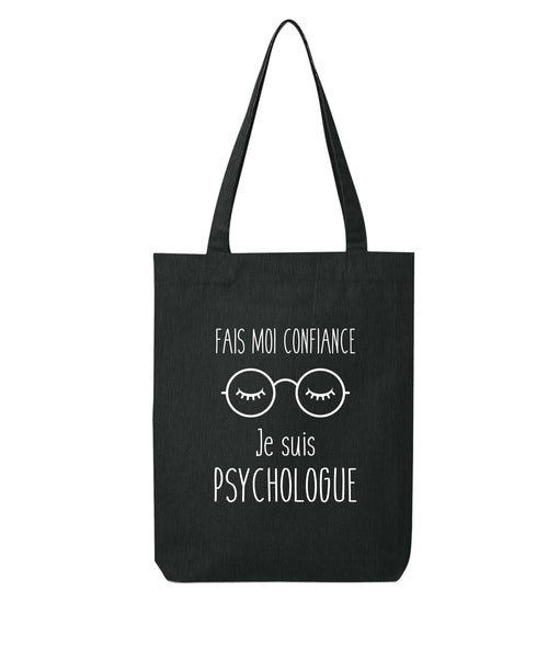Tote bag Je suis Psychologue - Comptoir des Psychologues