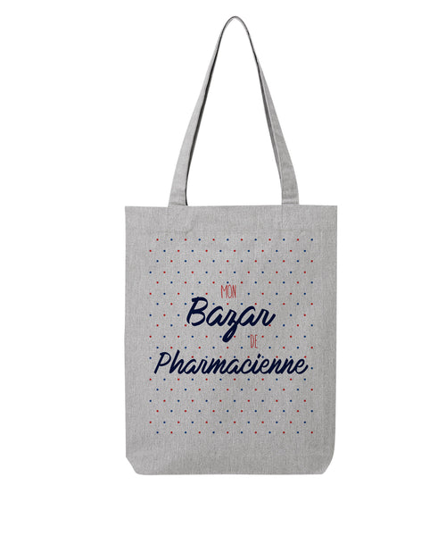 Tote bag Bazar Pharmacienne - Comptoir des Psychologues