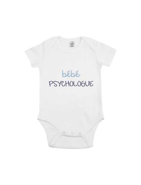 Body bébé psychologue - Comptoir des Psychologues