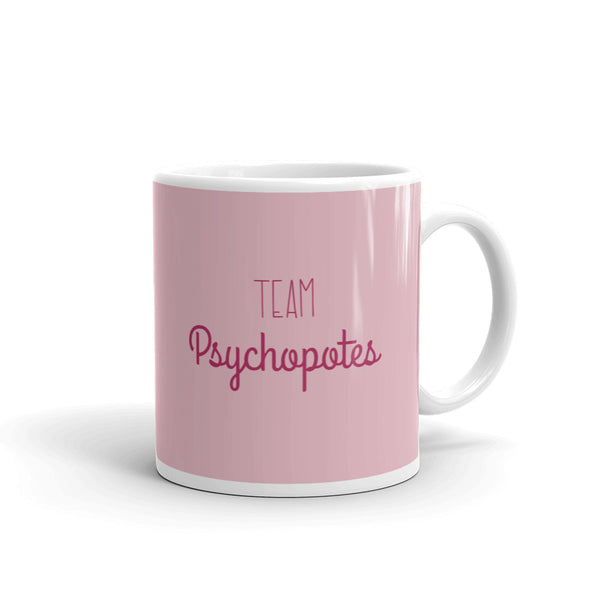 Mug Team Psychopotes - Comptoir des Psychologues