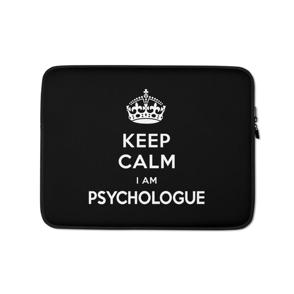 Housse PC Keep calm - Comptoir des Psychologues