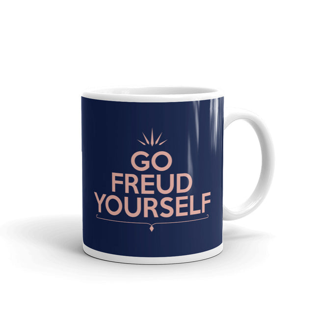 Mug Go Freund Your Self - Comptoir des Psychologues