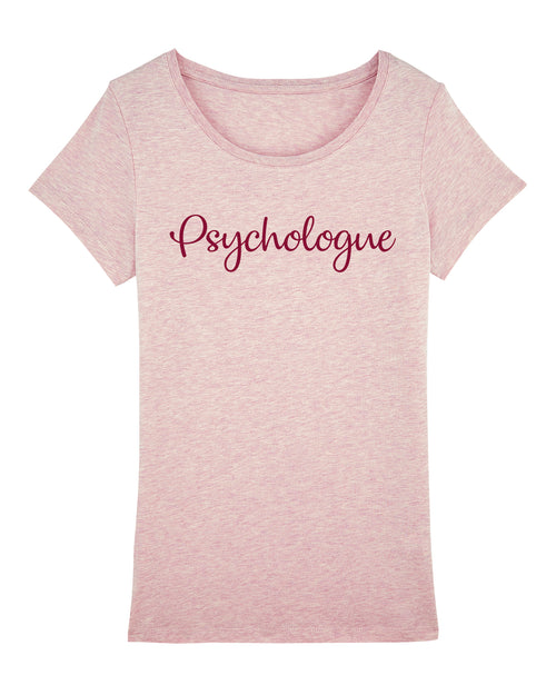 T-shirt Profession Psychologue - Comptoir des Psychologues