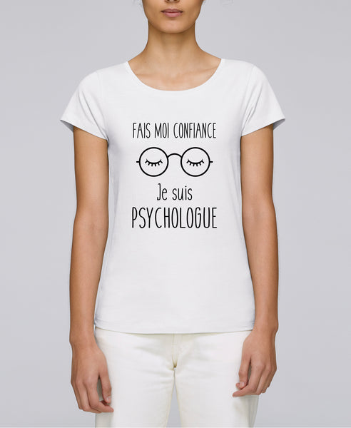 T-shirt Je suis Psychologue - Comptoir des Psychologues