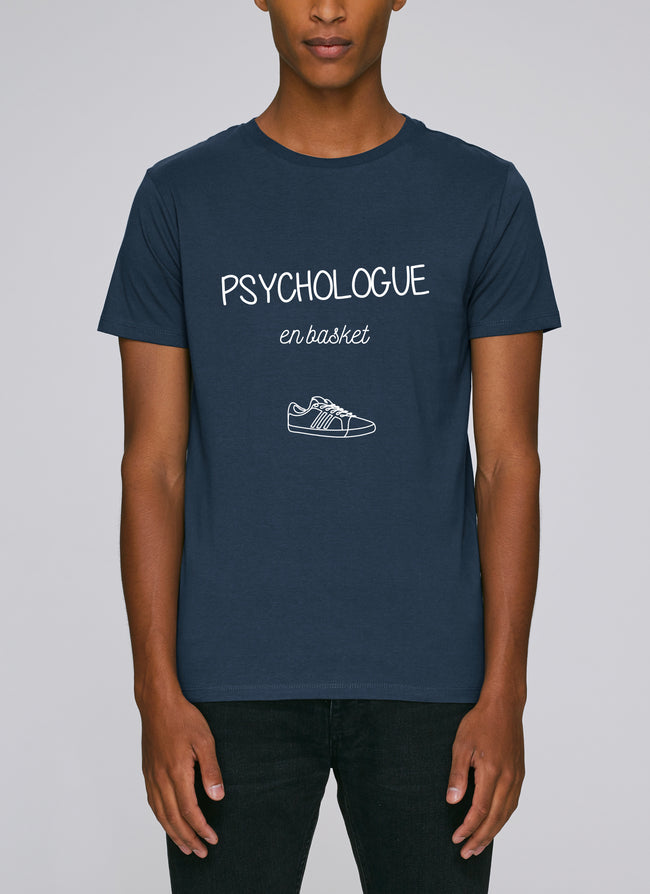 T-shirt Psychologue basket H - Comptoir des Psychologues