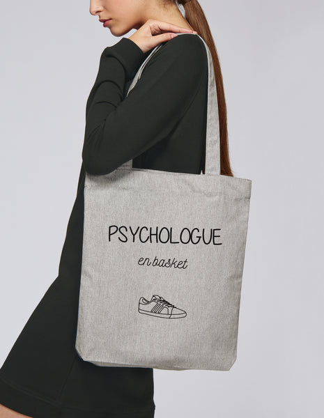 Tote bag En basket - Comptoir des Psychologues