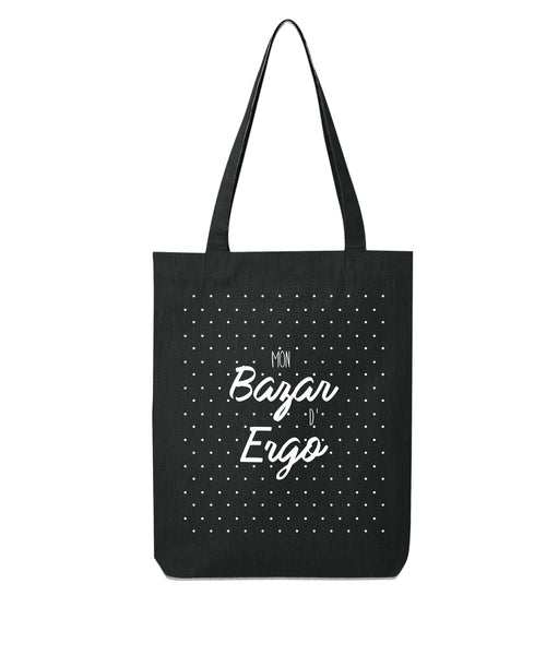 Tote bag Bazar Ergo - Comptoir des Psychologues