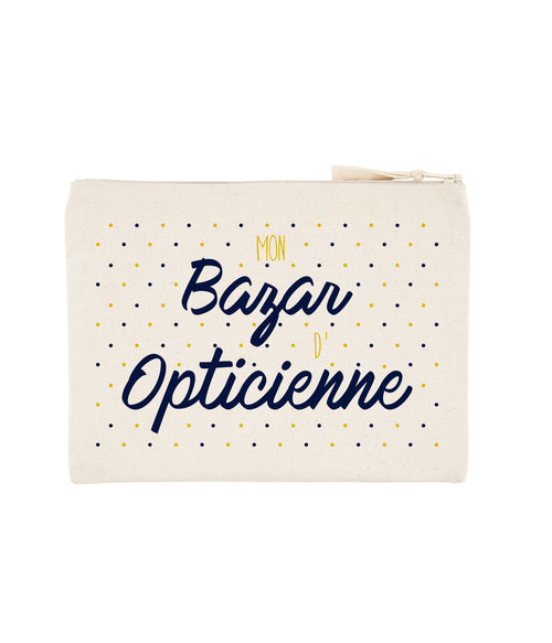 Pochette Bazar Opticienne - Comptoir des Psychologues