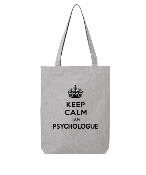 Tote bag Keep calm - Comptoir des Psychologues