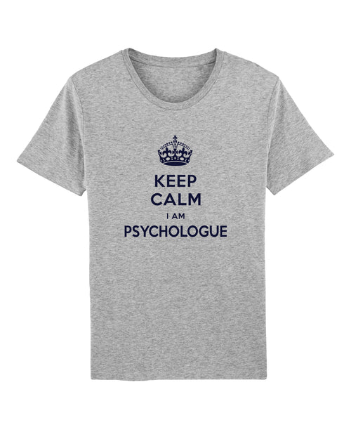 T-shirt Keep calm H - Comptoir des Psychologues
