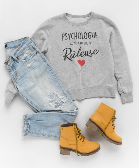 T-shirt Je suis Psychologue