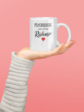 Mug Option râleuse - Comptoir des Psychologues