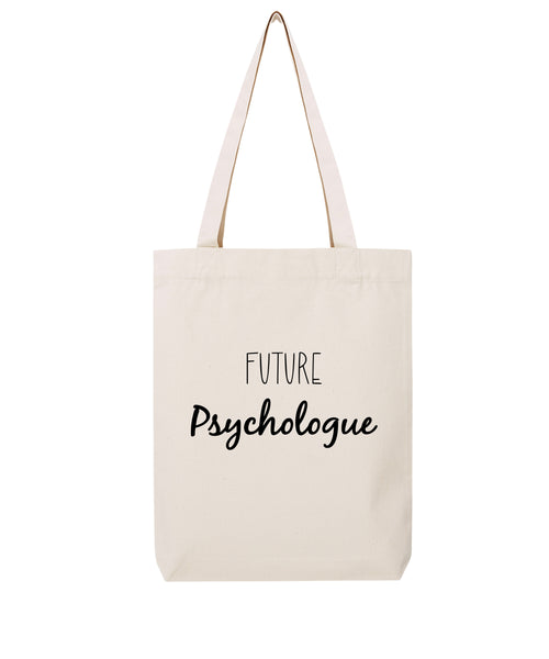 Tote bag Future Psychologue - Comptoir des Psychologues