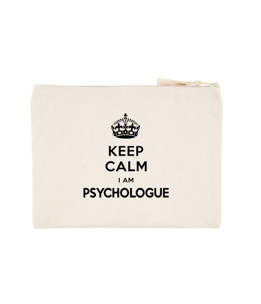 Pochette Keep calm - Comptoir des Psychologues