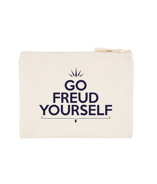 Pochette Go Freud yourself - Comptoir des Psychologues